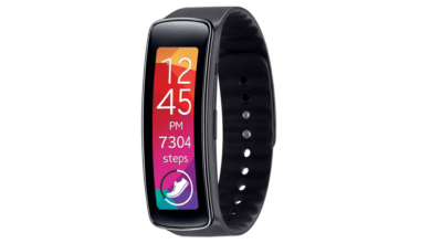 Samsung Gear Fit 1 Review